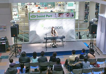 音楽をはじめとする文化、芸術イベントの支援事業